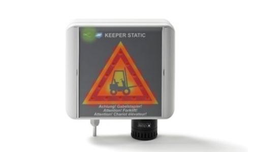 Keeper Static